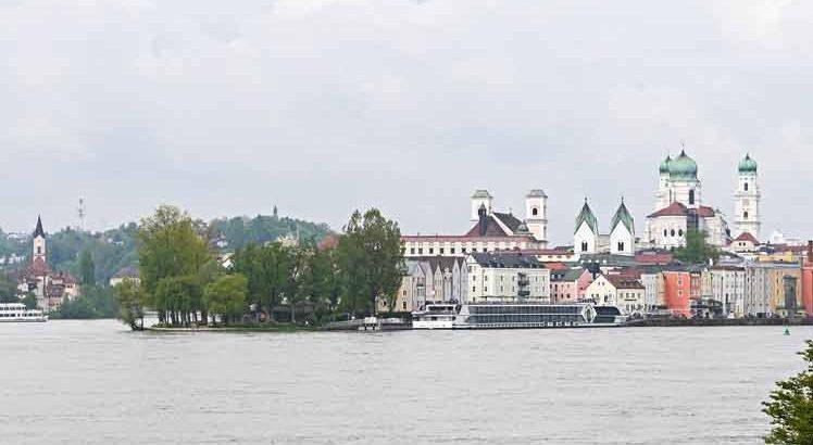 De Inn bij Passau