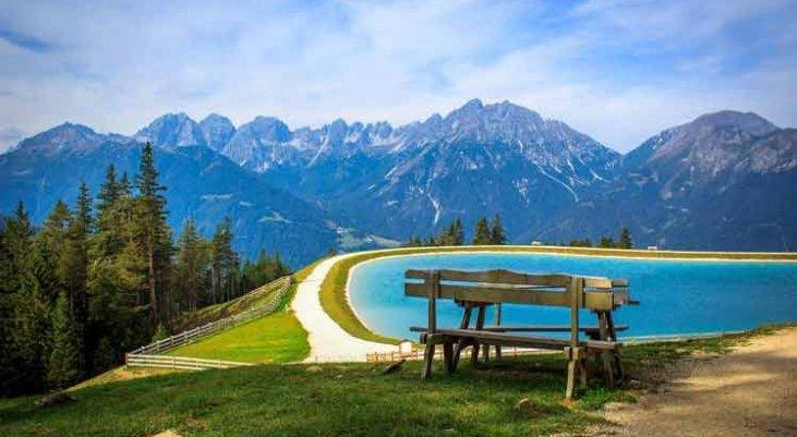 Zomervakantie Oostenrijk Natuur Cultuur Mooie Steden