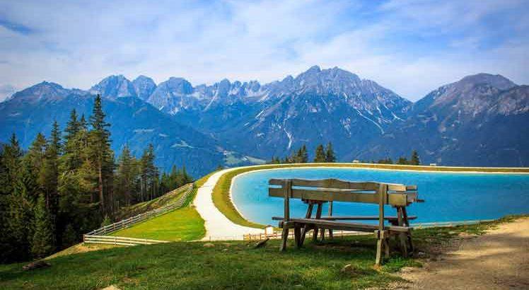 Zomervakantie Oostenrijk